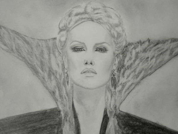 Charlize Theron by biene